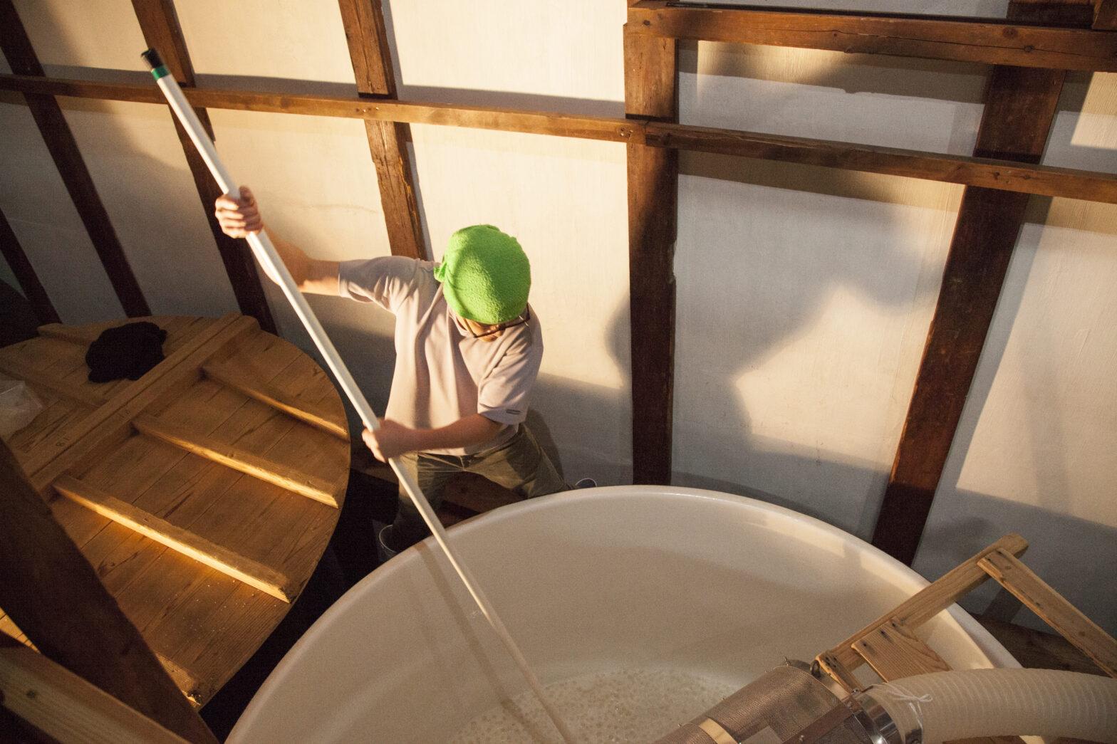日本酒製造の技術レベル